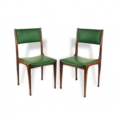 Set of 3 'Mod. 693' chairs by Carlo De Carli for Cassina, 1959