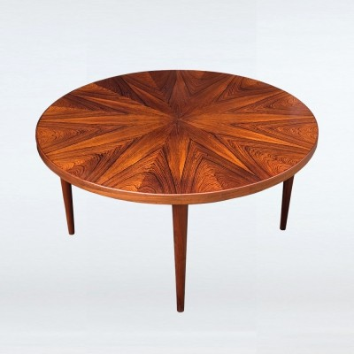 Coffee table by Henry W. Klein for Bramin, 1960s