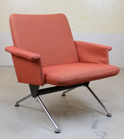 Model 1432 lounge chair by André Cordemeyer for Gispen, 1960s