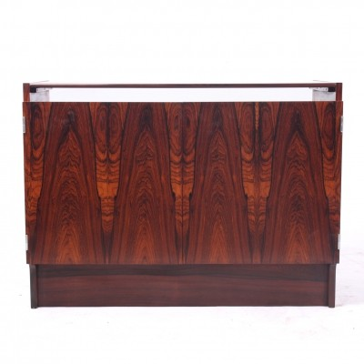 Mid Century Rosewood TV Cabinet