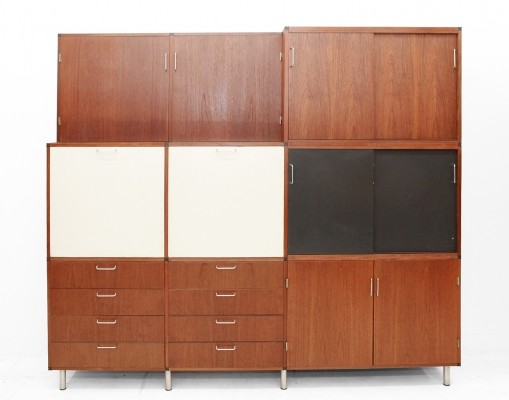 Wall unit by Cees Braakman for Pastoe, 1970s