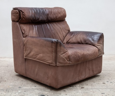 Leather Side Chair by COR, Germany