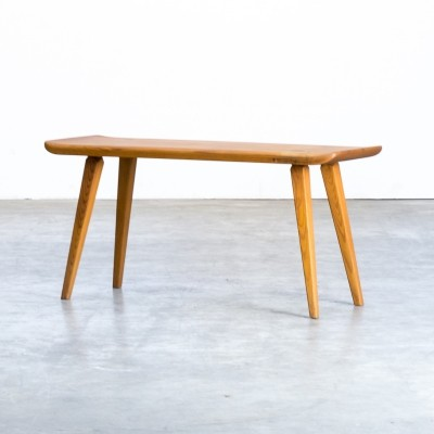60s Carl Malmsten Pine bench for Karl Anderssons