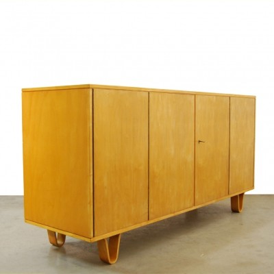 Vintage Birch series sideboard DB02 by Cees Braakman for Pastoe, 1950s
