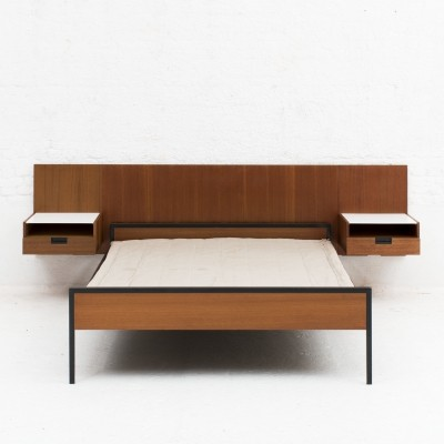 Bedroom set by Cees Braakman for Pastoe, the Netherlands 1950
