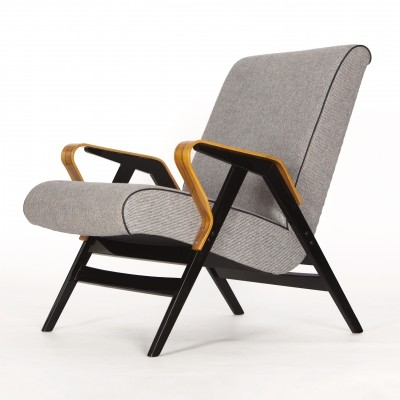 Midcentury Armchair by Tatra, 1960s