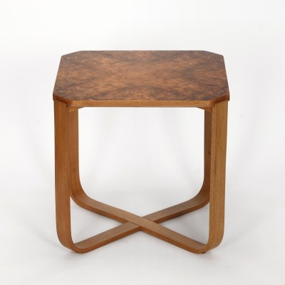 Side Table H 168 by Jindrich Halabala for UP Závody, 1930s