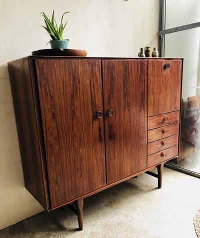 Fristho Franeker Cabinet in Rosewood, 1960's