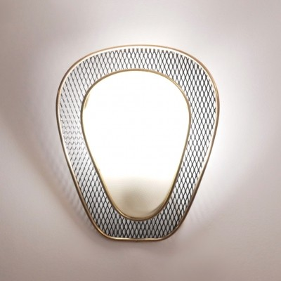 Vintage wall lamp, 1950s