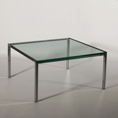 Coffee Table by Ross Littell for ICF Italy, 1970s