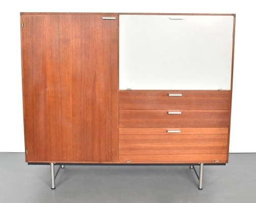 Made to measure cabinet by Cees Braakman for Pastoe, 1970s