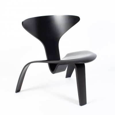 Fritz Hansen PK0 Easy Chair by Poul Kjærholm, Limited Edition 1997