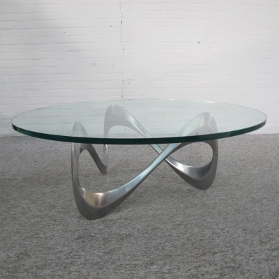 Snake Coffee Table by Knut Hesterberg, 1960s