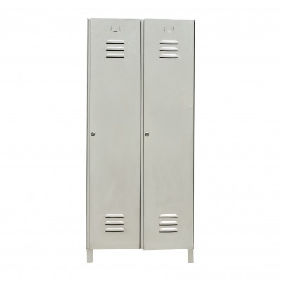 Vintage Double Locker from Seel, 1960s