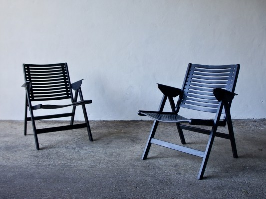 Set of 2 Rex Chairs By Niko Kralj