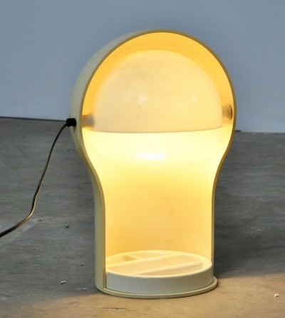 Desk lamp by Vico Magistretti for Artemide, 1960s