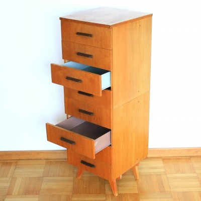 U 151 chest of drawers by UP Zavody, 1970