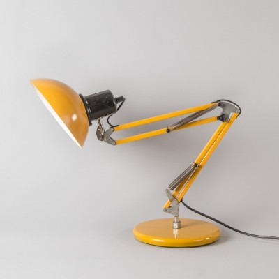 French Articulated Lamp from Aluminor, 1970s