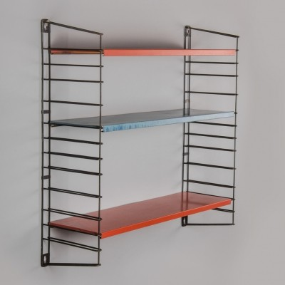 Modular Shelving Unit by A.D. Dekker for Tomado, 1960s