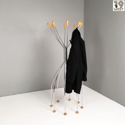 Octopus coat stand by de Pas, d'Urbino & Lomazzi for Zanotta, 1990s