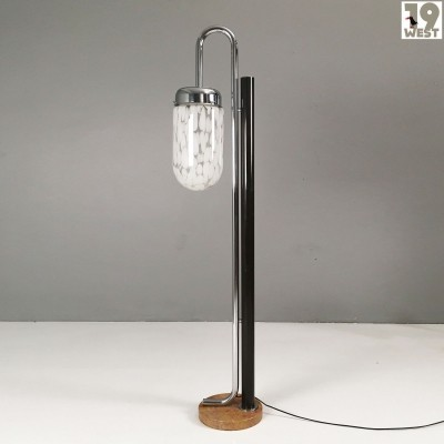 Italian floor lamp from the 1970's by Reggiani