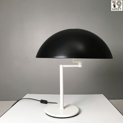 Large table lamp from the 1960's by Ateljé Lyktan