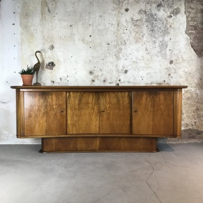 Art Deco sideboard by AA Patijn for Zijlstra Joure, 1950s