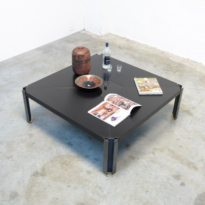 Impressive Coffee Table by Osvaldo Borsani for Tecno
