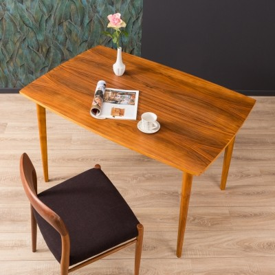 German extendable dining table from the 1960s