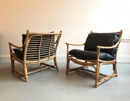 3 x vintage lounge chair, 1960s