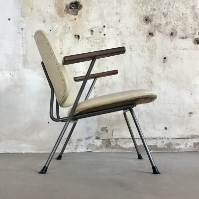 Vintage Kembo Easy Chair by W.H. Gispen, 1950s