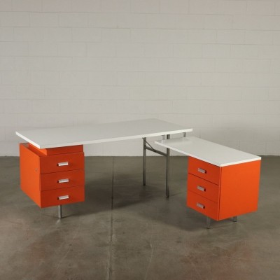 Angle Desk by George Nelson for ICF Italy, 1960s-1970s
