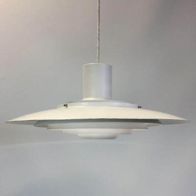 Danish pendant model P376 by Kastholm & Fabricius for Nordisk Solar