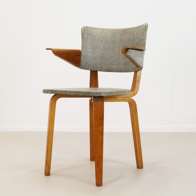 Arm chair by Cor Alons & J. C. Jansen for C. den Boer, 1950s