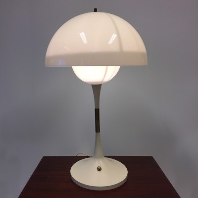 Danish desk lamp by Lyfa, 1970s