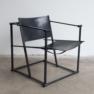 3 x FM62 arm chair by Radboud van Beekum for Pastoe, 1980s