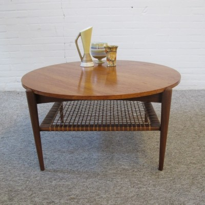 Vintage coffee table by Creafort, 1960s