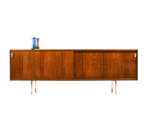 Rare Rosewood Sideboard by DUX Sweden, 1960s