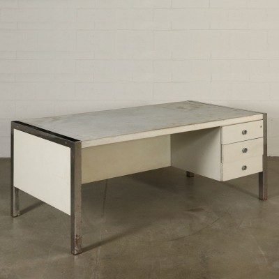 Desk with Drawers, 1960s