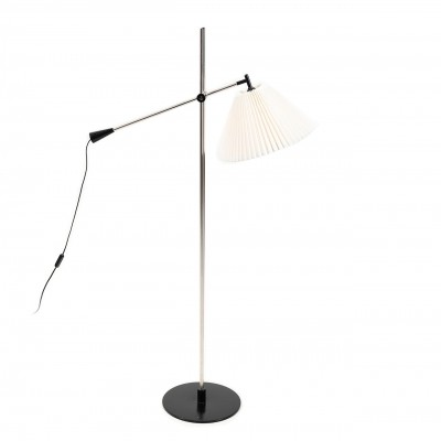 Le Klint Floor Lamp Model 323 by Christian Hvidt
