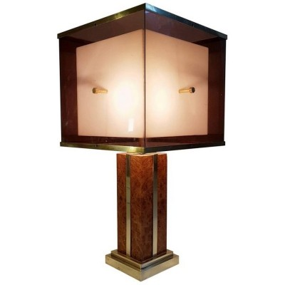 Romeo Rega Table Lamp, Italy 1970s