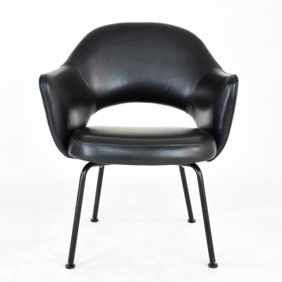 Vintage Executive Armchair by Eero Saarinen for Knoll & De Coene, 1950's