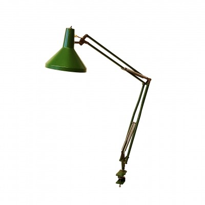 Industrial lamp by H. Busquet for Hala Zeist