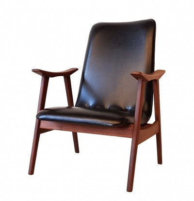 Louis van Teeffelen Arm Chair