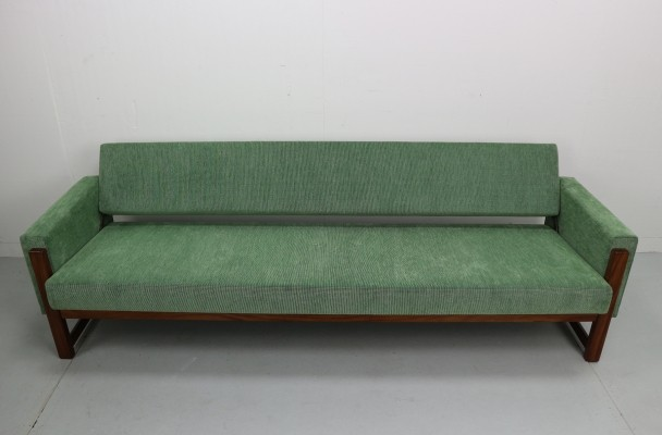 Three Seater Sofa Bed by Yngve Ekstrom for Pastoe, 1960s