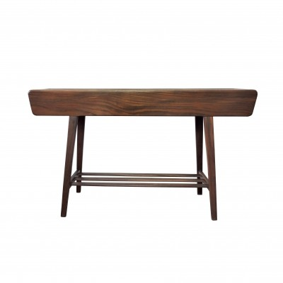 Vintage Danish Rosewood Planter / Jardiniere Stand by Brdr Dalsgaard for Illums Bolighus, 1950s