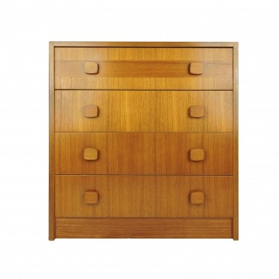 Chest of Drawers by Gibbs & Co, 1960s