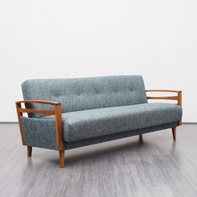 1950s sofa with folding function