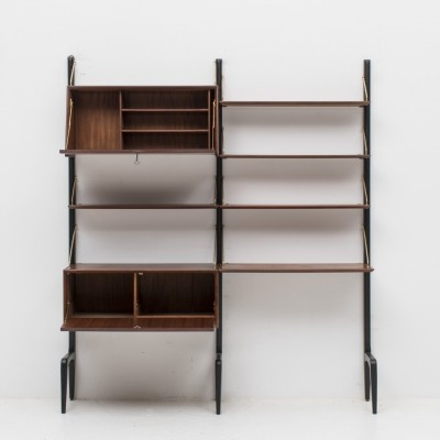 Wall unit by Louis van Teeffelen for Wébé, 1950s