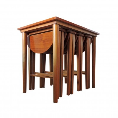 Vintage nesting table, 1960s